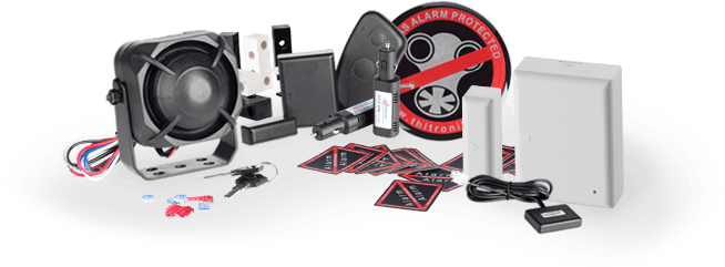 Alarmsysteme von Thitronik